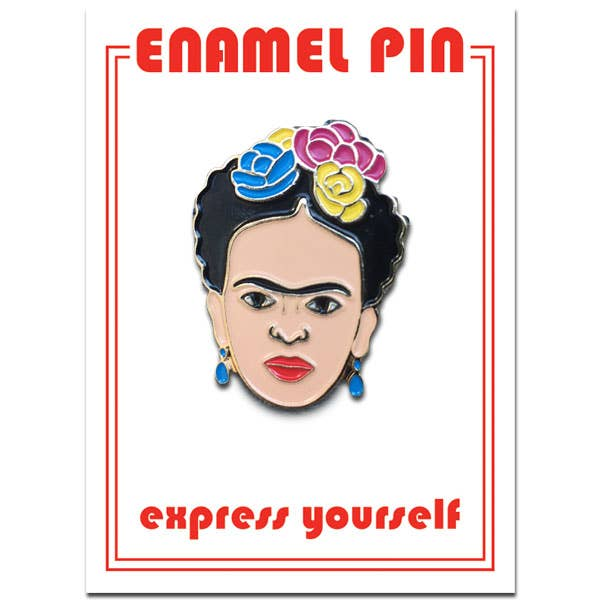 The Found: Frida Pin