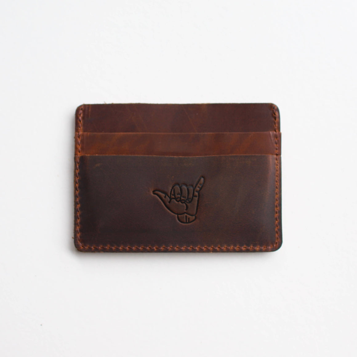 Flint Leather Co.: The Marlin Ultra-Slim Wallet