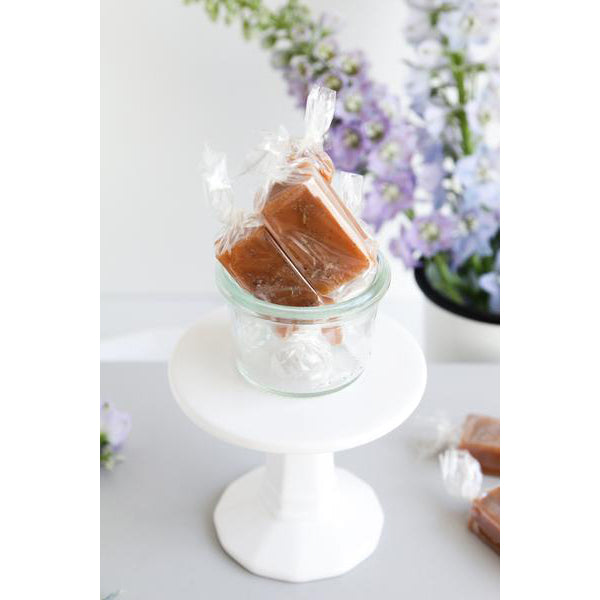 Caramel Caravan Co. - 4 Piece - Honey Lavender Caramels