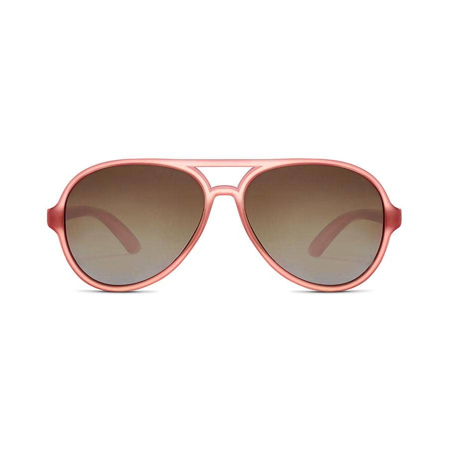 FCTRY: GOLDs Aviator Sunglasses - Rosé