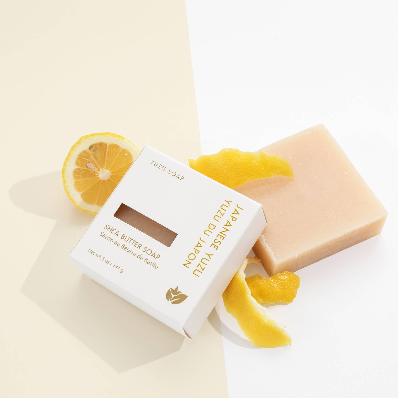 Yuzu Soap: Japanese Yuzu - Shea Butter Soap