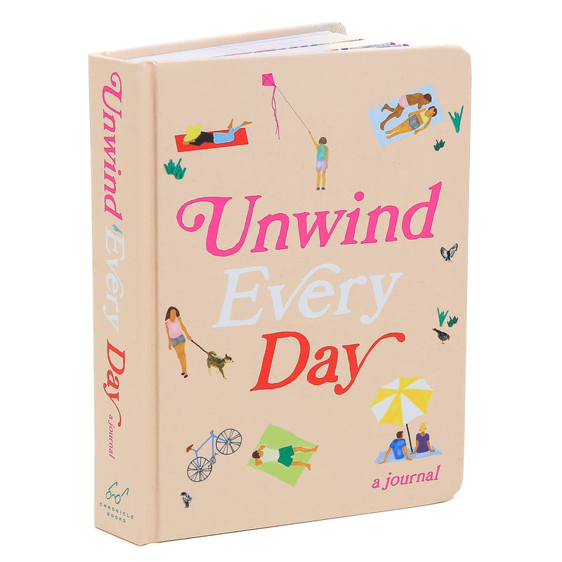 Unwind Every Day Journal