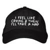 People I've Loved: I Feel Like Crying Hat