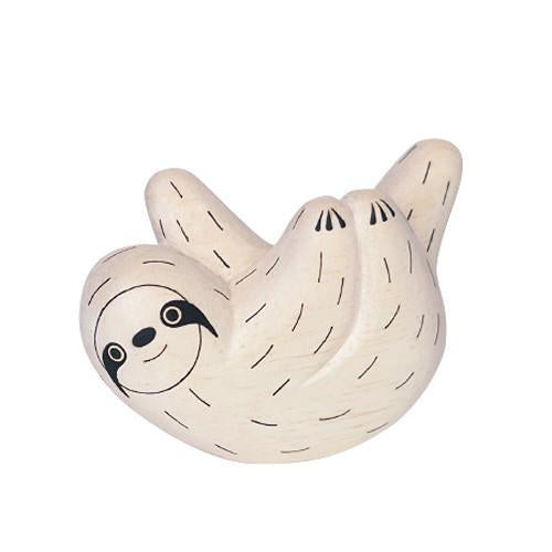 Greeting Life America: T-Lab Wooden Sloth