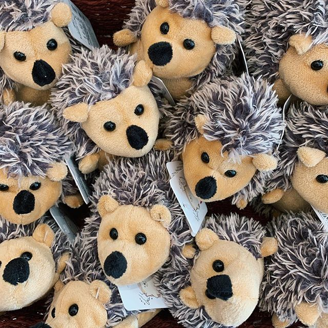 BC USA: Hedgehog Plush