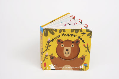 Changing Faces: Meet Happy Bear