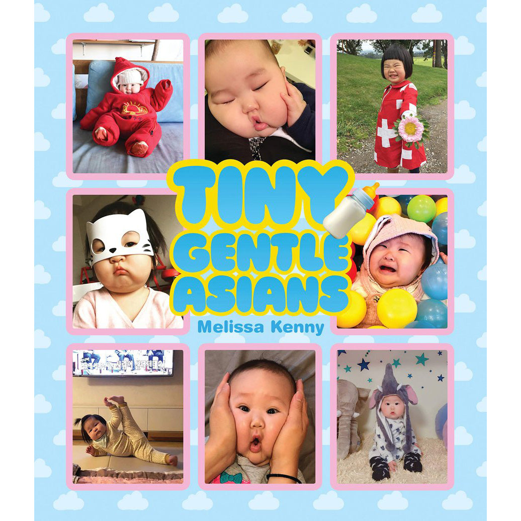 Tiny Gentle Asians Book