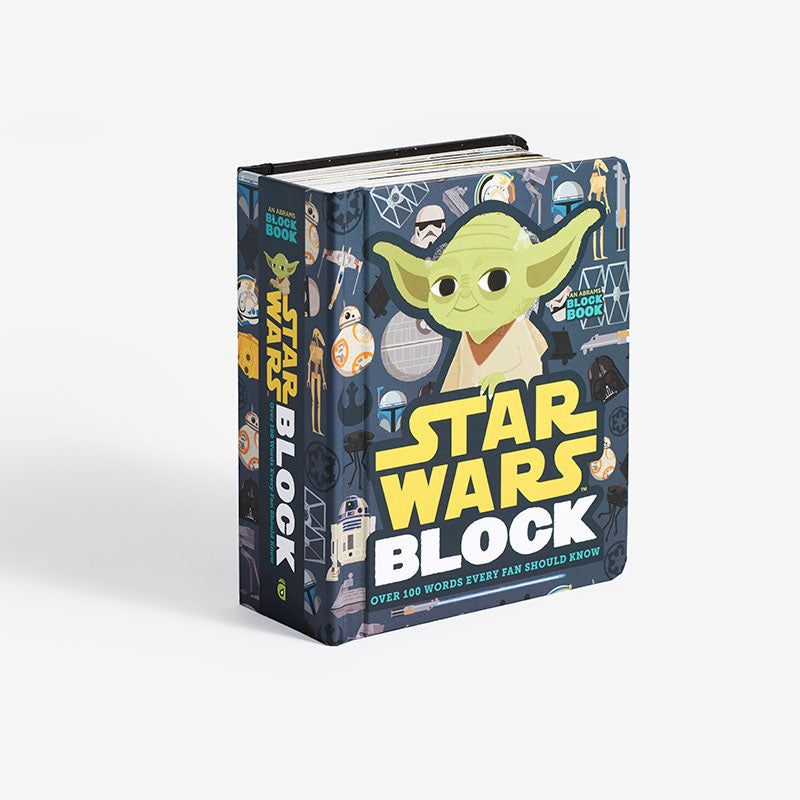 Star Wars Block: Over 100 Words Every Fan Should Know