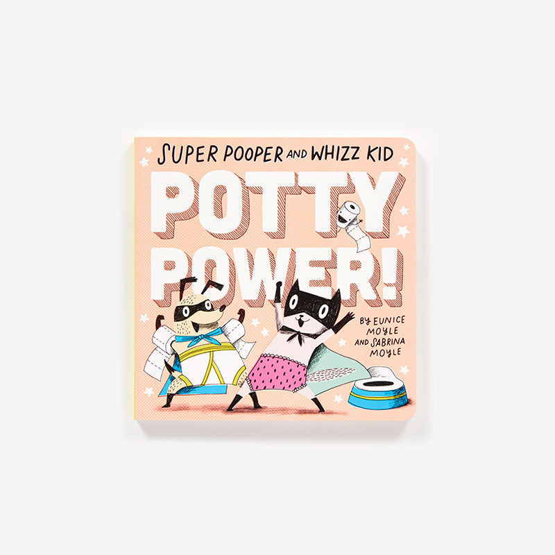 2 Super Pooper and Whizz Kid: Potty Power!