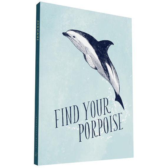 Have a Little Pun: Find Your Porpoise Journal