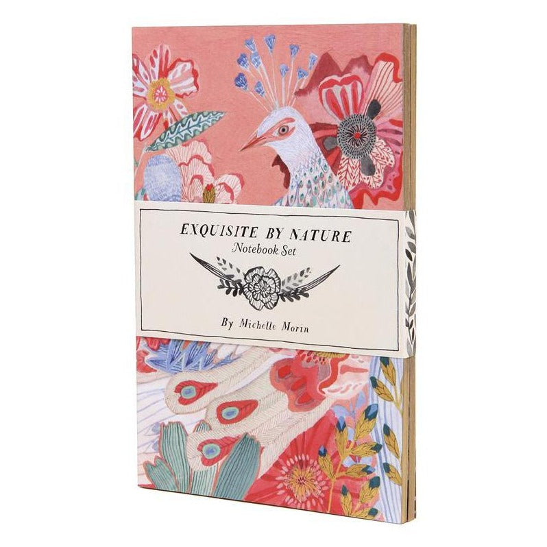 Exquisite by Nature Notebook (Set of 2)