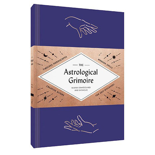 Astrological Grimoire: Timeless Horoscopes, Modern Rituals, and Creative Altars for?