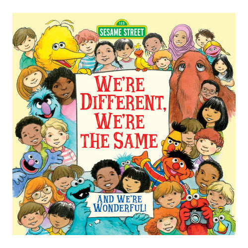 We're Different, We're the Same (Sesame Street)