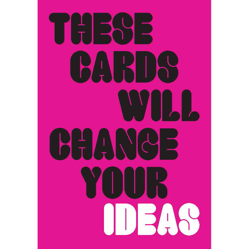 These Cards Will Change Your Ideas