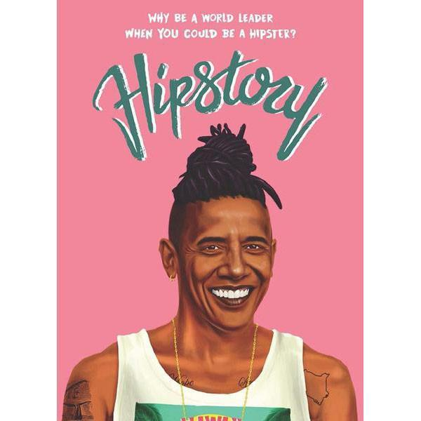 Hipstory: Why Be a World Leader When You Could Be a Hipster? (Set of 20)