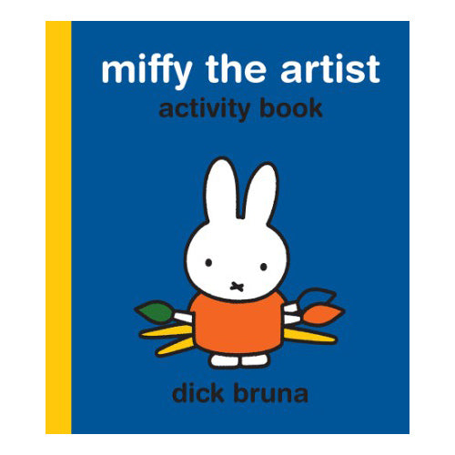 Miffy the Artist Activity Book