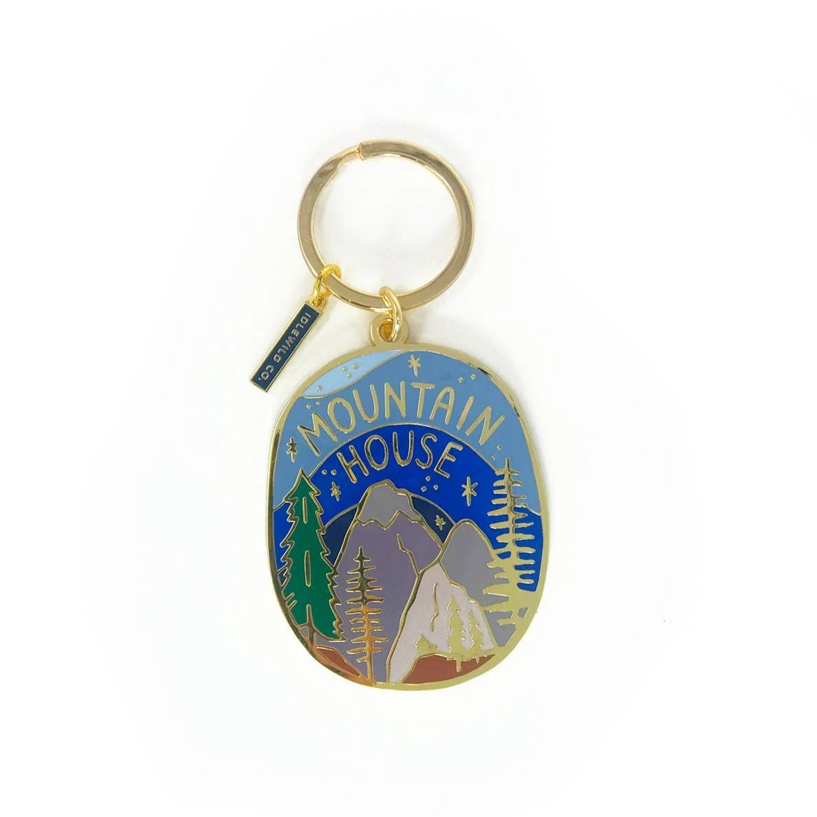 Idlewild: Mountain House Keychain