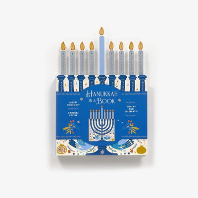 Hanukkah in a Book