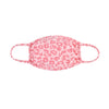 Adult Mask, Leopard Pink