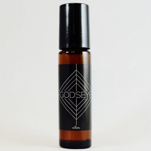 Godseye: Alter - Smoke + Soul Fragrance Oil