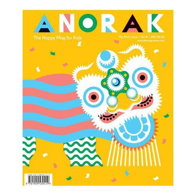 Anorak: Vol 41, Party