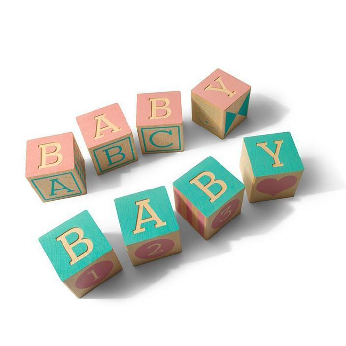Uncle Goose: Baby Toy Blocks