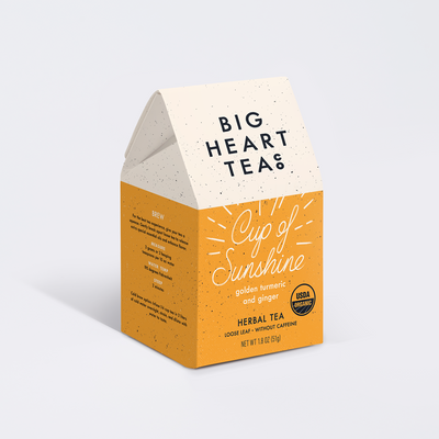 Big Heart Tea Co.: Cup of Sunshine Tea Bags