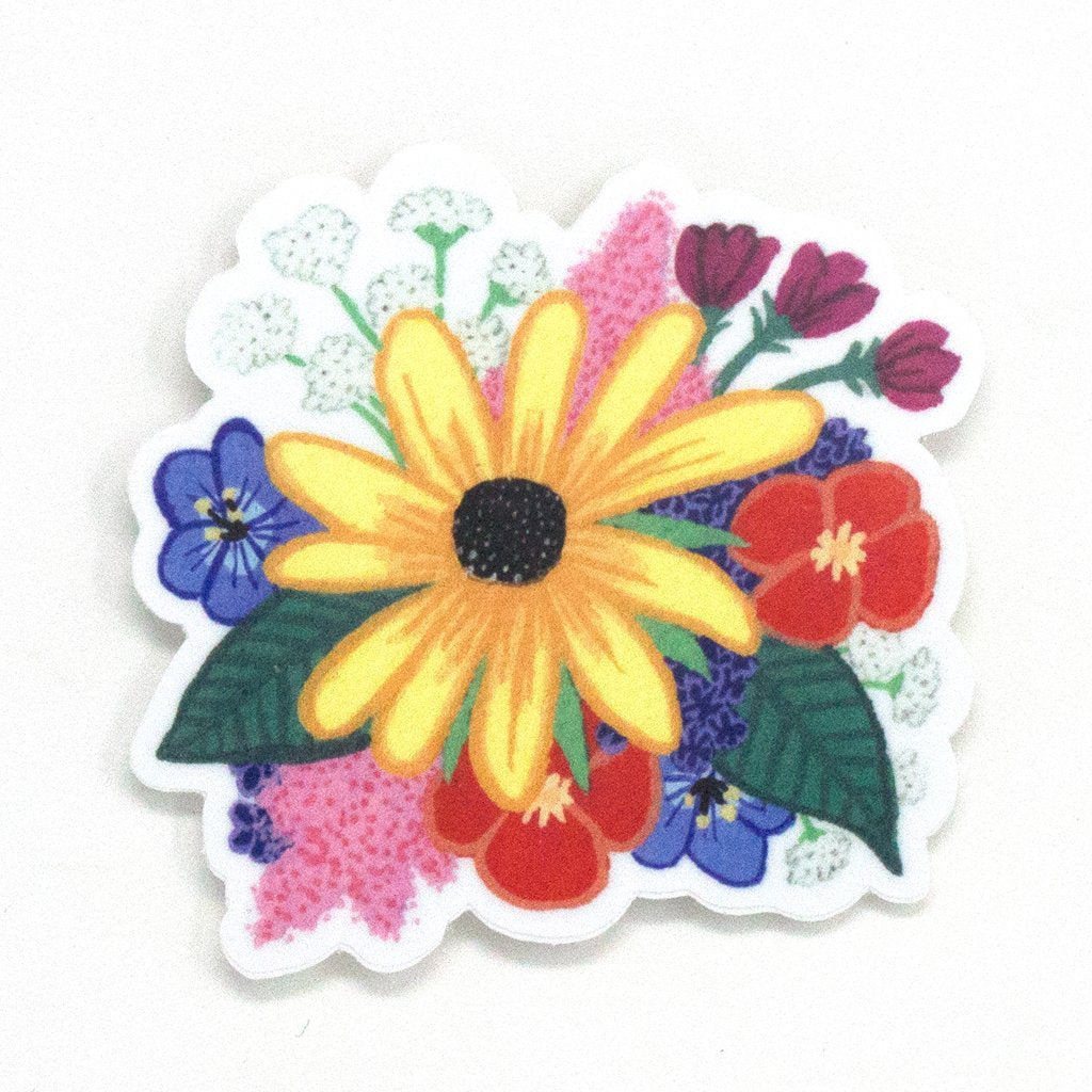 Cactus Club: Wildflower Sticker Pack