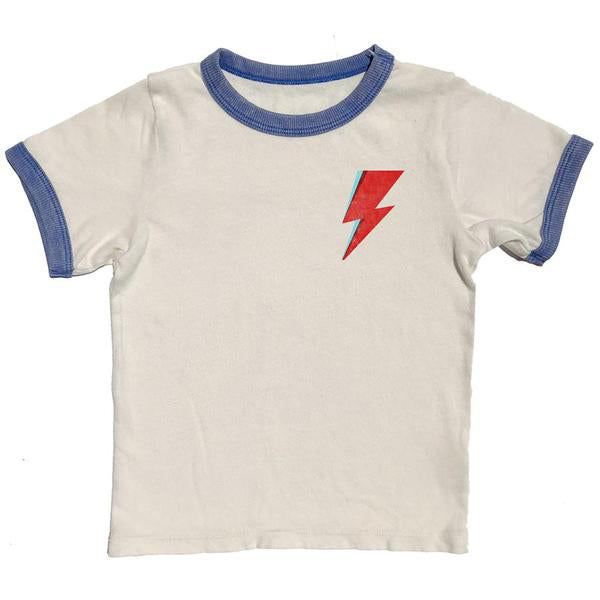 Rowdy Sprout: Bowie Bolt Tee
