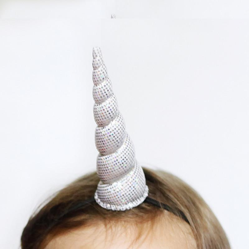Brooklyn Owl: Unicorn Horn, Silver