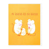 Lucky Horse Press: Mi Queso Es Su Queso, Mice Friends