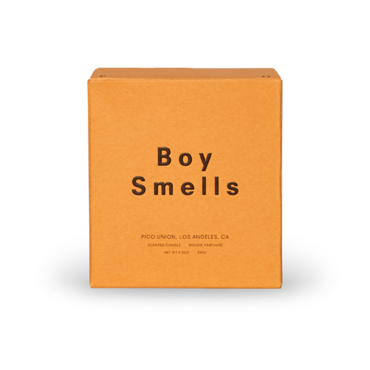 Boy Smells: Cowboy Kush Candle