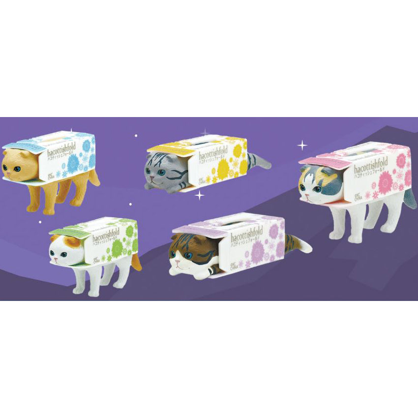 Clever Idiots Inc.: Cat in a Box of Tissue Blind Box (Version 3)