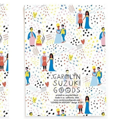 Carolyn Suzuki Goods: Lovers in History