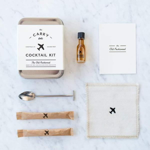 Carry On Cocktail Kit: Old Fashioned
