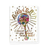 Thimblepress: Confetti Card Rattle & Roll