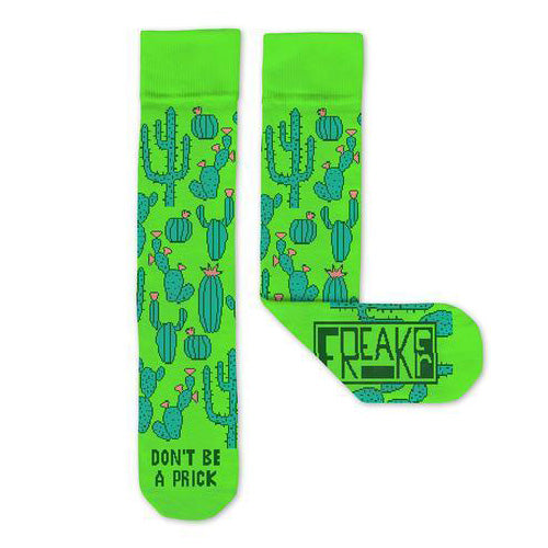 Freaker USA: Don't Be a Prick Socks