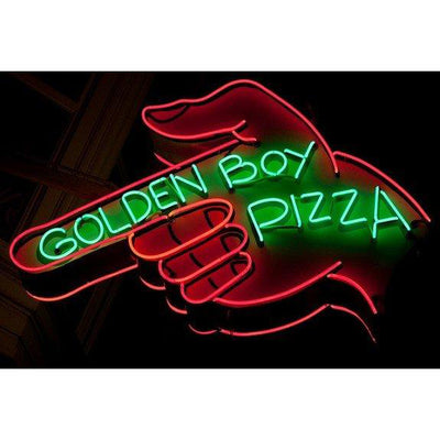 PSA Press: Golden Boy Pizza Pin
