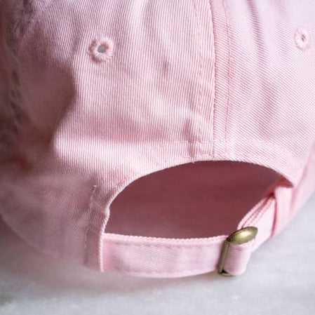 Stay Home Club: Been Better (Rose) Dad Hat