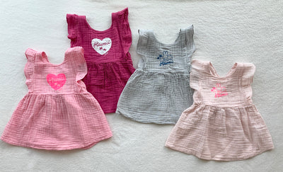 Hawaii Heart Pinafore, Sweetheart