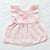 Miffy Palm Trees Pinafore, Powder Pink