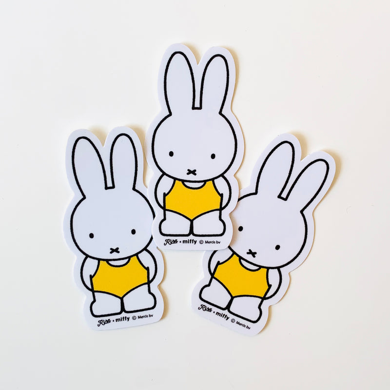 Miffy Swim Sticker