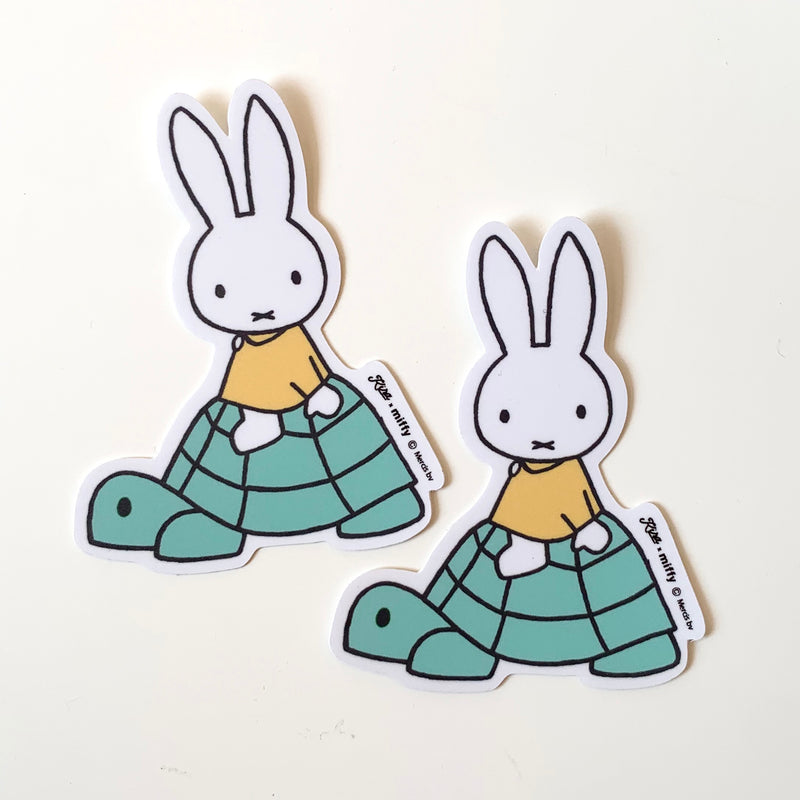 Miffy Honu Turtle Sticker