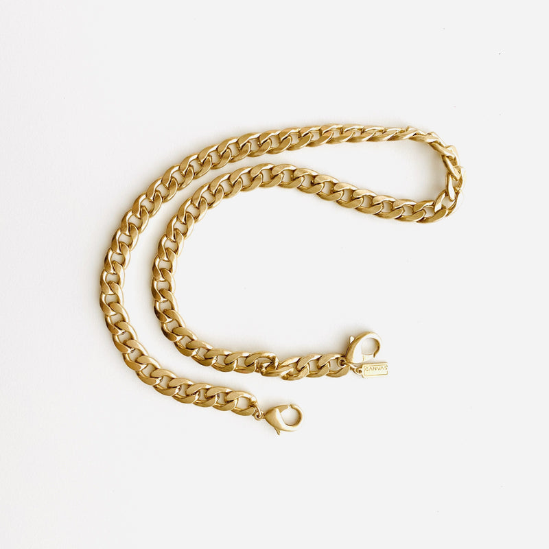 Cuban Links Mask Chain