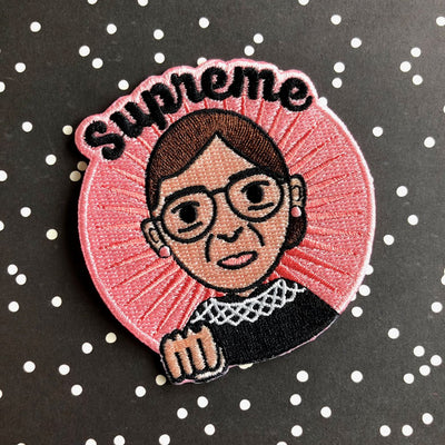 Bored Inc: Supreme RBG Patch