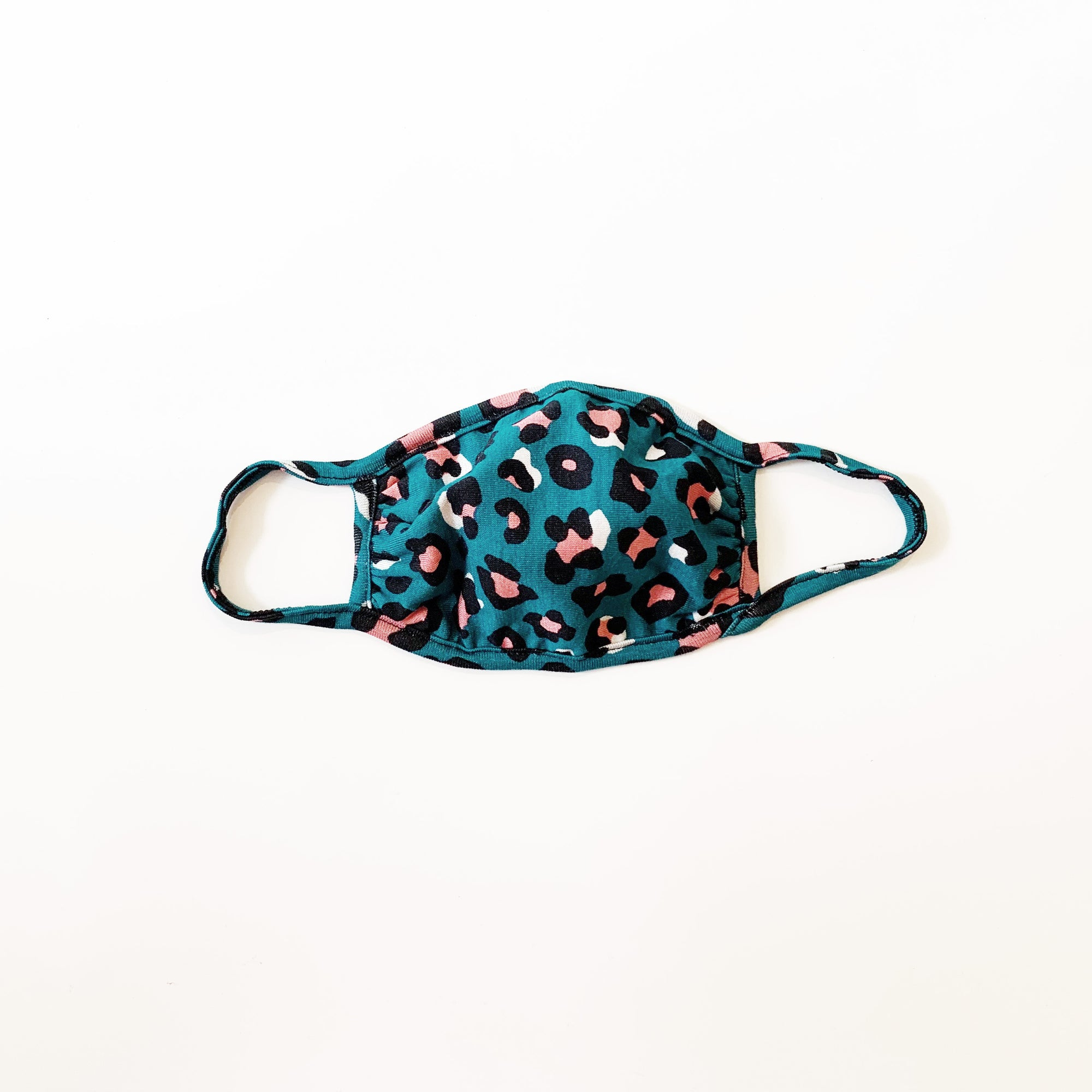 Kid Mask, Leopard Teal