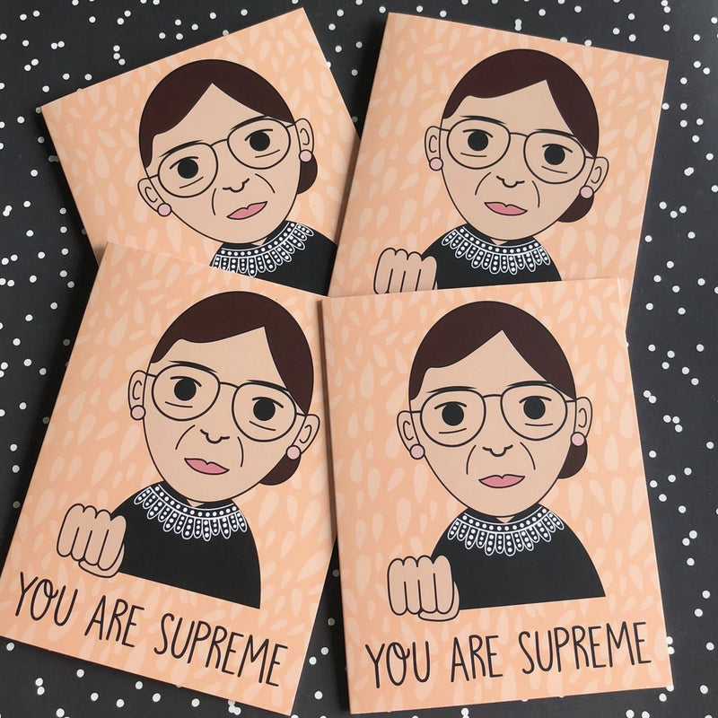 Bored Inc: You Are Supreme Card