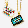 Yellow Owl Workshop: Cool Jams & Love Songs - Double Sided Pendant