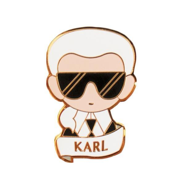 Sketch Inc: Karl Brooch