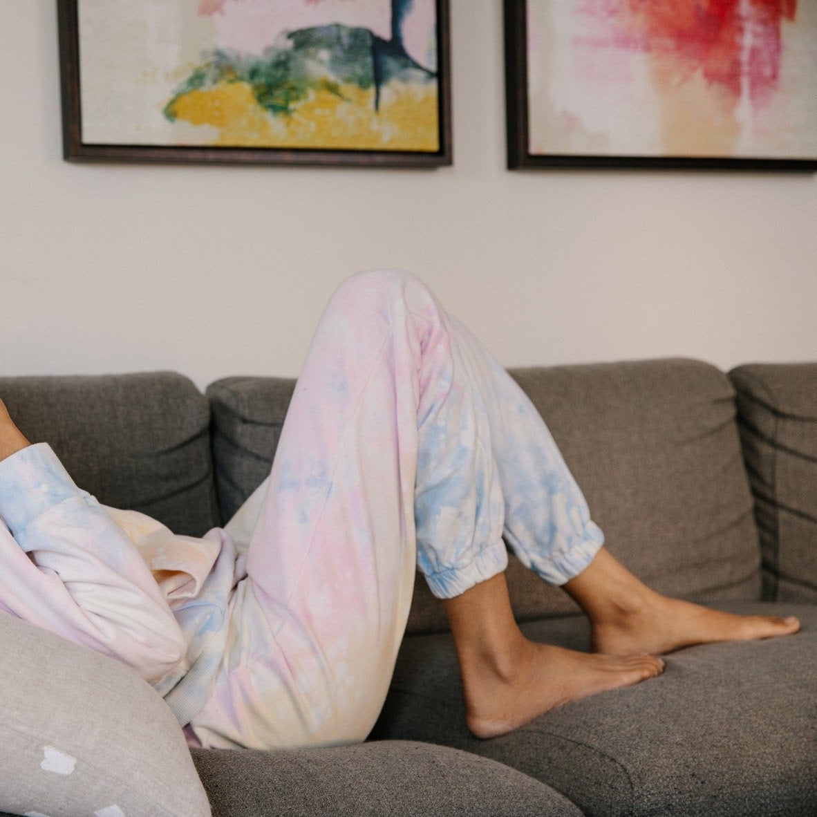 Women's Shave Ice Tie Dye Sweatpants